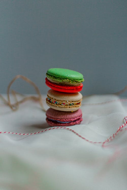 Photo Of Assorted-Colored Macaroons