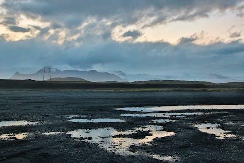 Free stock photo of cloud, dusk, grey