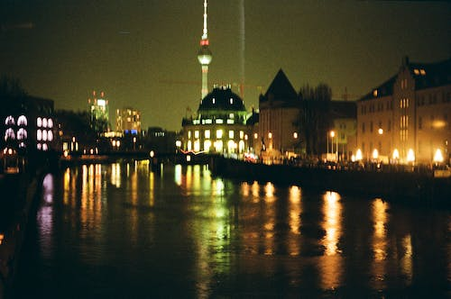 Free stock photo of berlin, berlin cathedral, big river