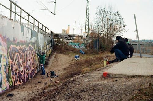 Free stock photo of berlin, colours, street art