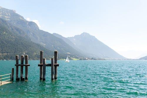 achensee, オーストリア, ペルティサウの無料の写真素材