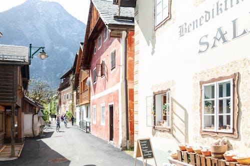 オーストリア, ハルシュタットの無料の写真素材