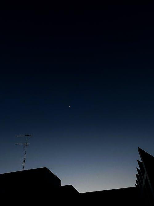 Free stock photo of #outdoorchallenge, blue background, contours, dark night
