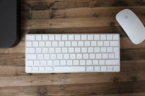 คลังภาพถ่ายฟรี ของ กระดุม, ขาว, คอมพิวเตอร์