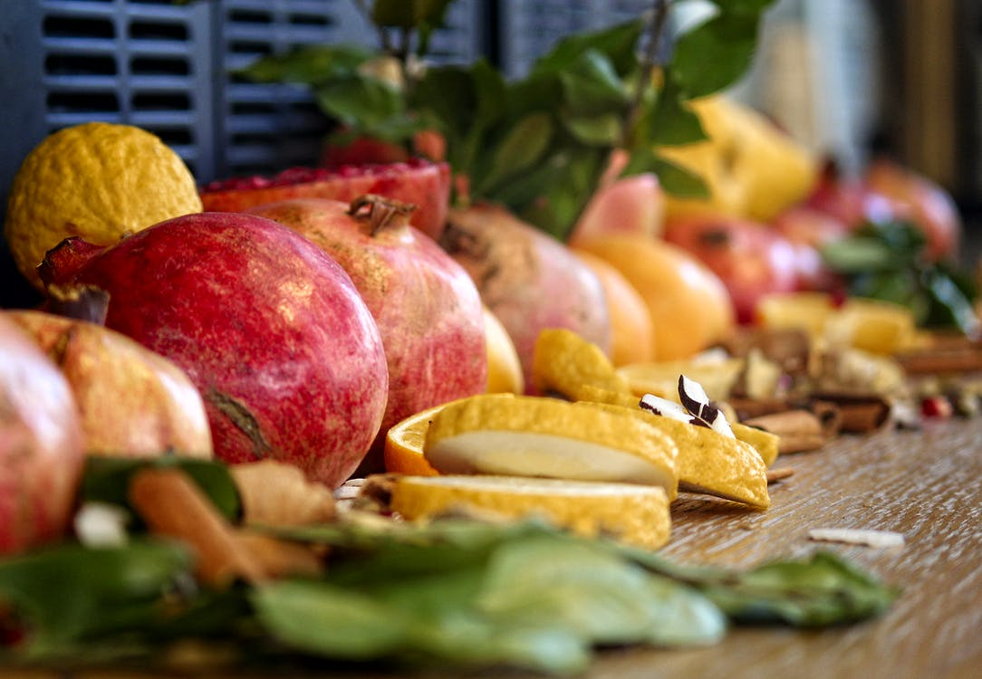 Fruits on the Table