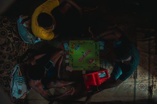 Gratis stockfoto met binnensport, blijf thuis, blijf veilig, bordspel