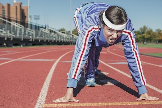 Kostenloses Stock Foto zu gesund, person, frau, sport