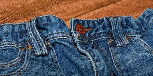 Photos gratuites de bleu, indigo, jeans, pantalon