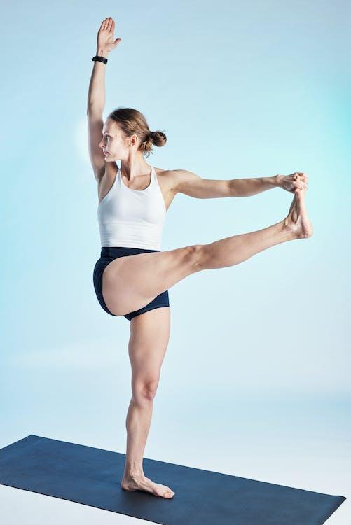 Free stock photo of yoga, yoga instructor, yoga pose