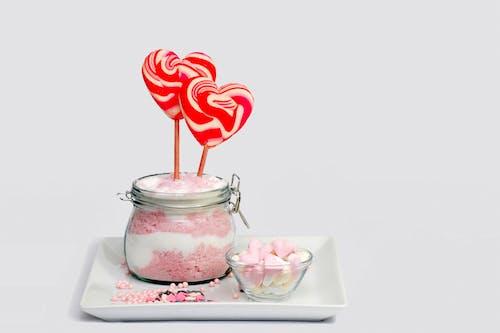 Darmowe zdjęcie z galerii z cukierki, jedzenie, lizaki, słodycze