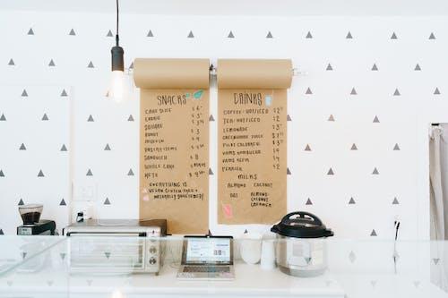 Simple Menu Board