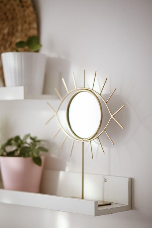 Darmowe zdjęcie z galerii z konceptualny, lusterko, lustro, minimalista