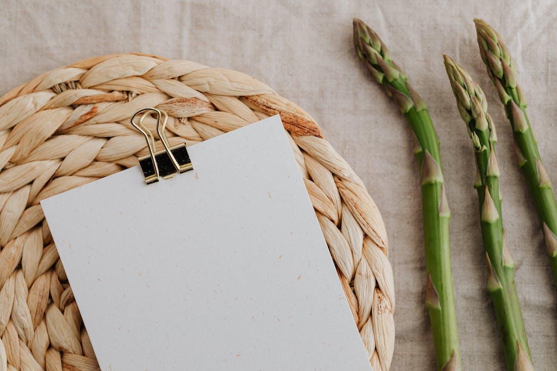 Fotos de stock gratuitas de clip de papel, cocinando, comida