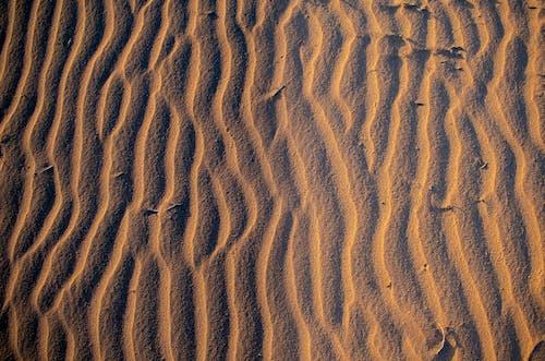 Brown Wavy Sand