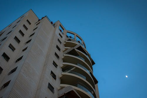 Concrete Building Under Blue Sky