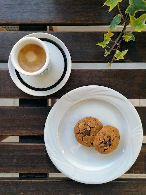 Kostenloses Stock Foto zu bleib positiv, cappuccino, chillen