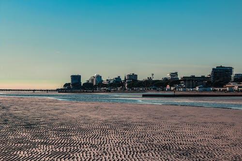 Free stock photo of italia, mare adriatico, sabbia della spiaggia