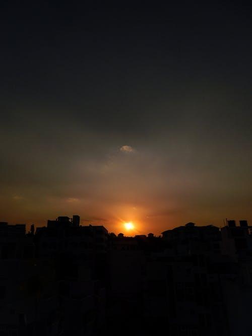 Free stock photo of dark, dusk, moody, perspective