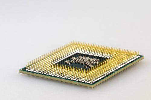 Imagine de stoc gratuită din bolduri, chipset-ul, cip, cpu