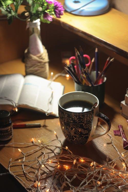 カップ, キリスト教の, コーヒー