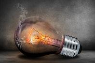 light, light bulb, idea