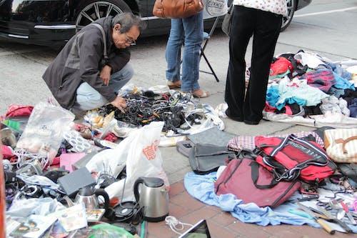 Foto profissional grátis de feira de rua, mercado de rua, vida na cidade
