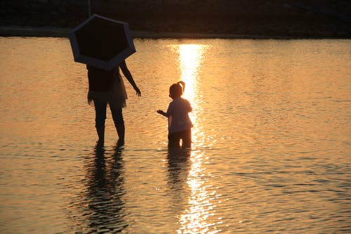 Foto profissional grátis de criança, família, filho