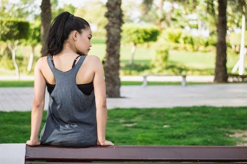 Ingyenes stockfotó állóképesség, CrossFit, felsők, park témában