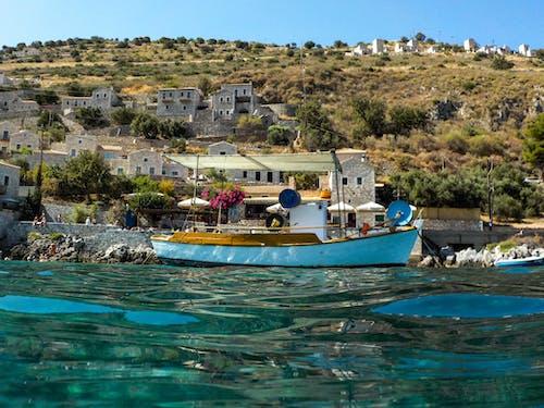 Immagine gratuita di γαλαζια θαλασσα, καλοκαίρι