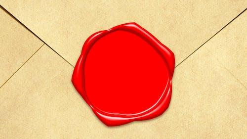 Fotobanka sbezplatnými fotkami na tému červená, obálka, obálka s pečiatkou, pečiatka