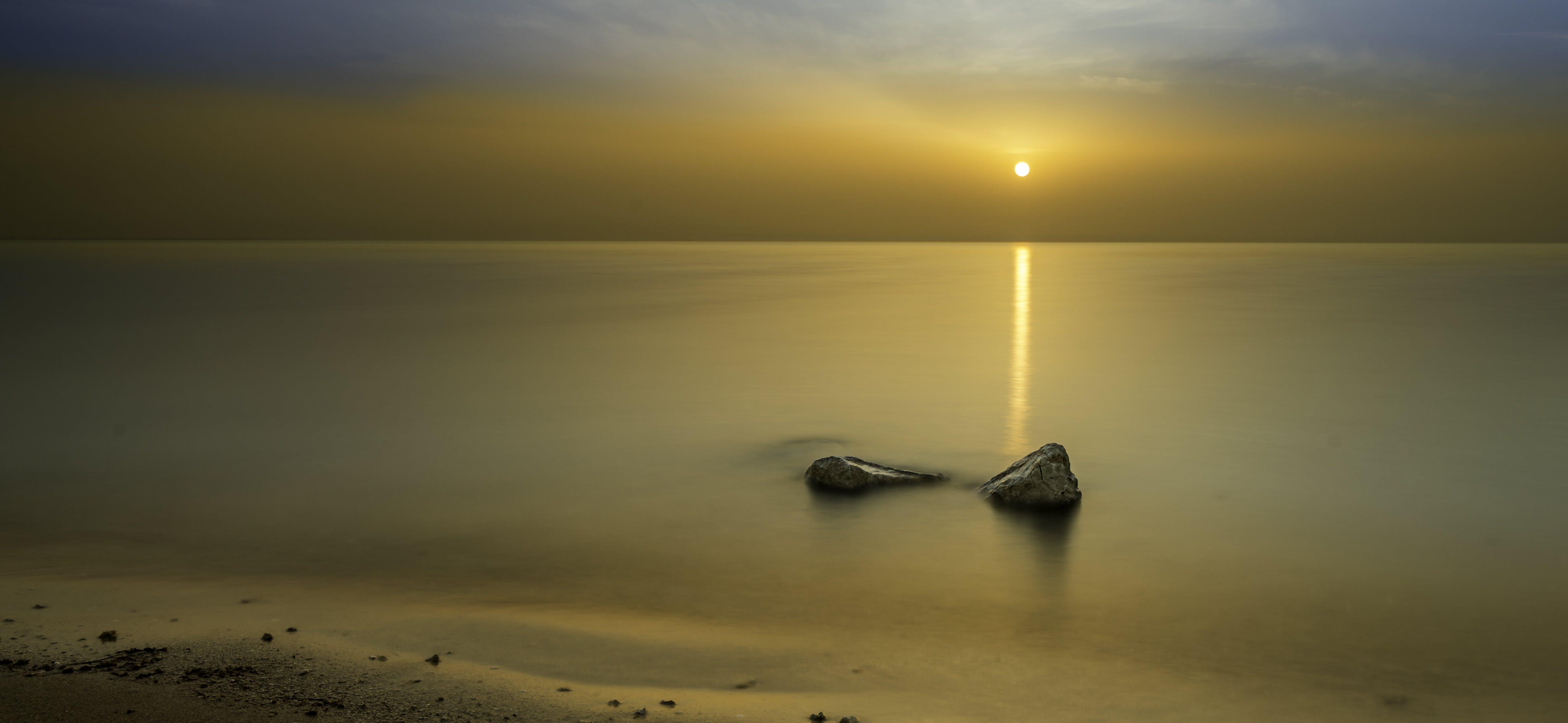 Free stock photo of landscape, sunset