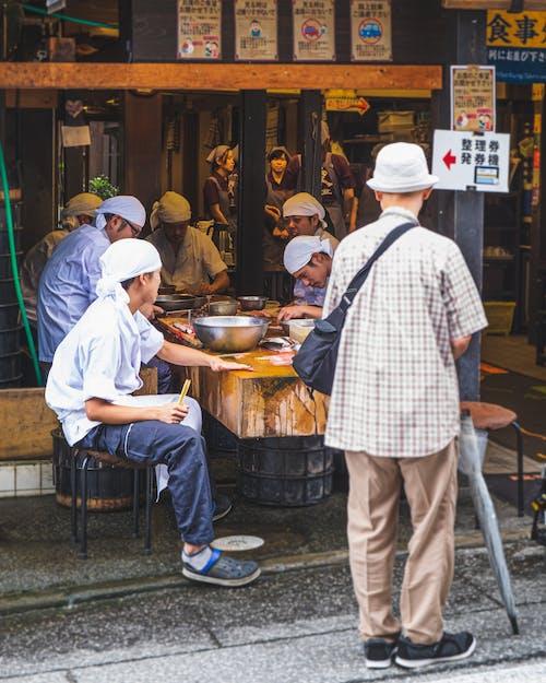 Free stock photo of busy street, japan, japanese restaurant