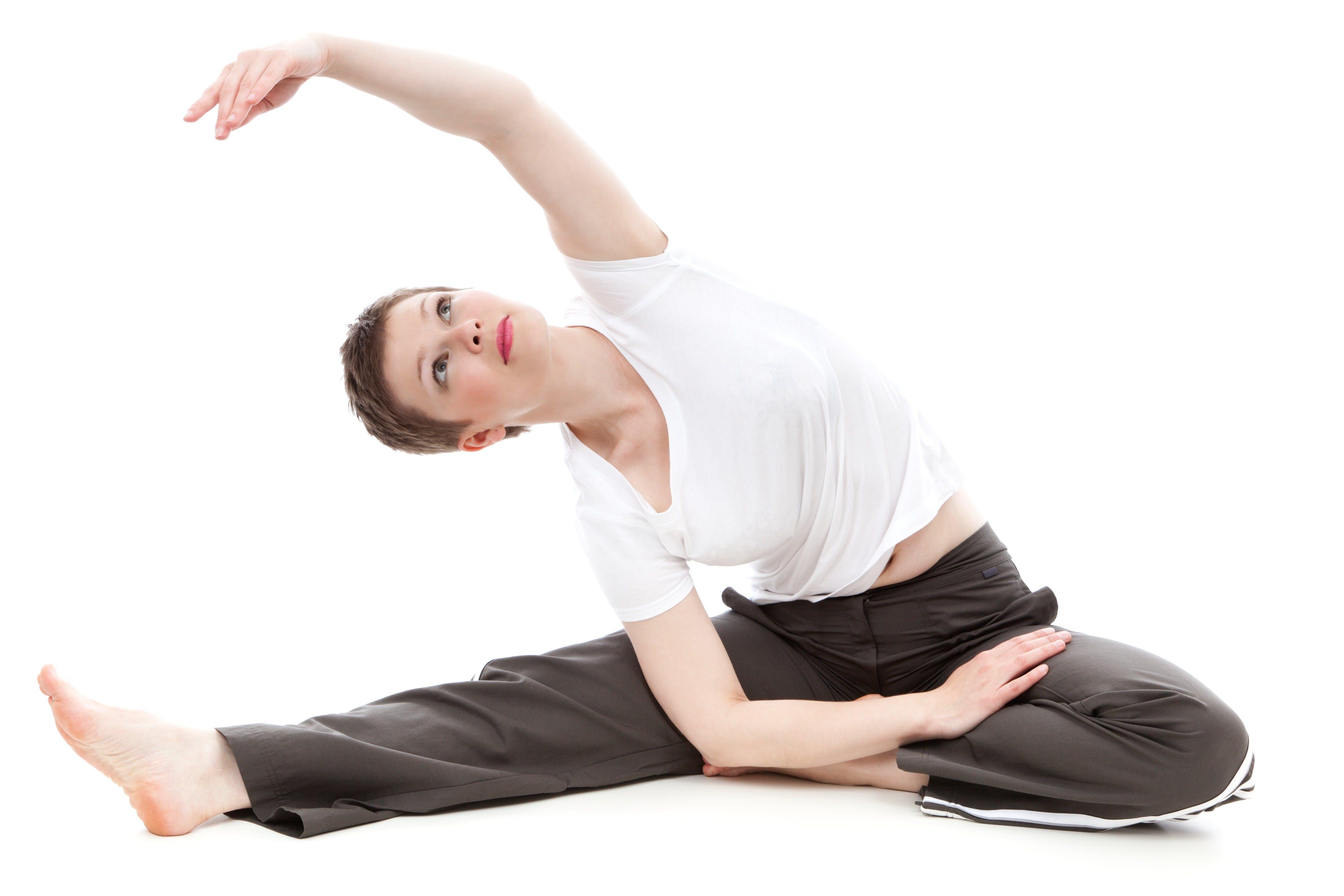 zu aktiv, aktivität, dehnen, fit