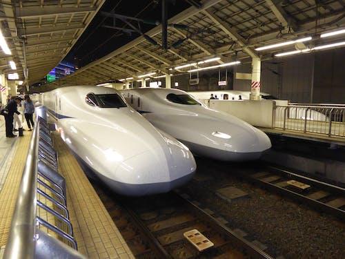 Free stock photo of bullet train