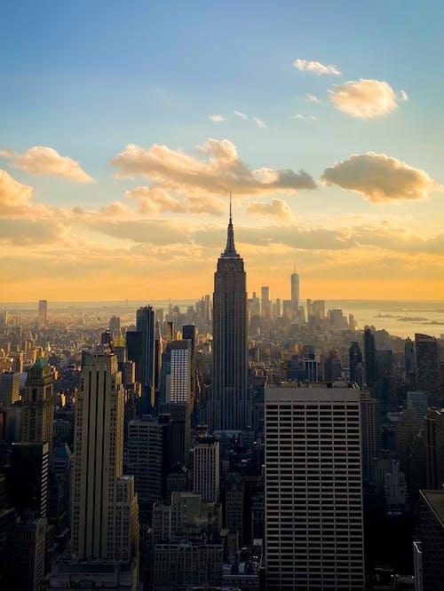 Fotos de stock gratuitas de al aire libre, alto, amanecer