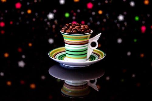 koffie, 咖啡, 咖啡廳, 家 的 免費圖庫相片