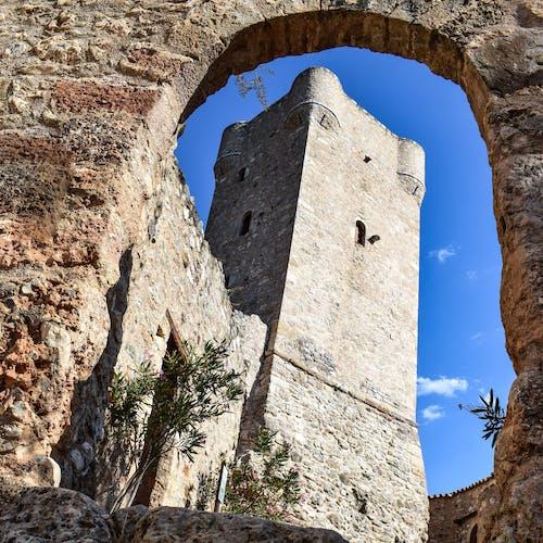 Immagine gratuita di grecia, torre, viaggio