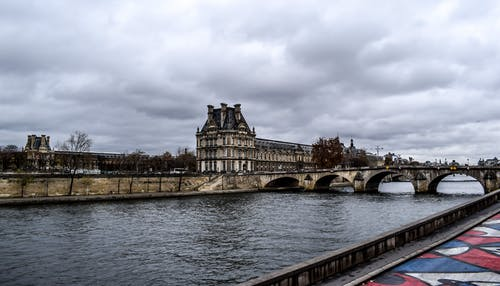 Immagine gratuita di cielo nuvoloso, francia, giornata nuvolosa
