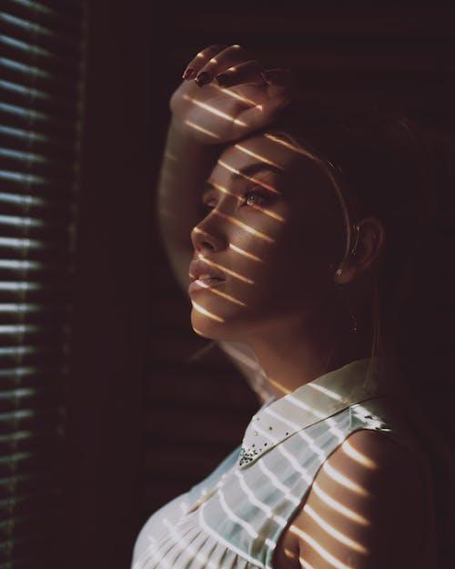 Ingyenes stockfotó álló kép, arc, divat témában