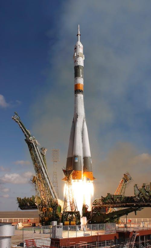 Immagine gratuita di accelerazione, decollare, esplorazione dello spazio, forza