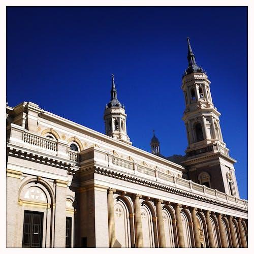 Photos gratuites de architecture, bâtiment, cathédrale, ciel