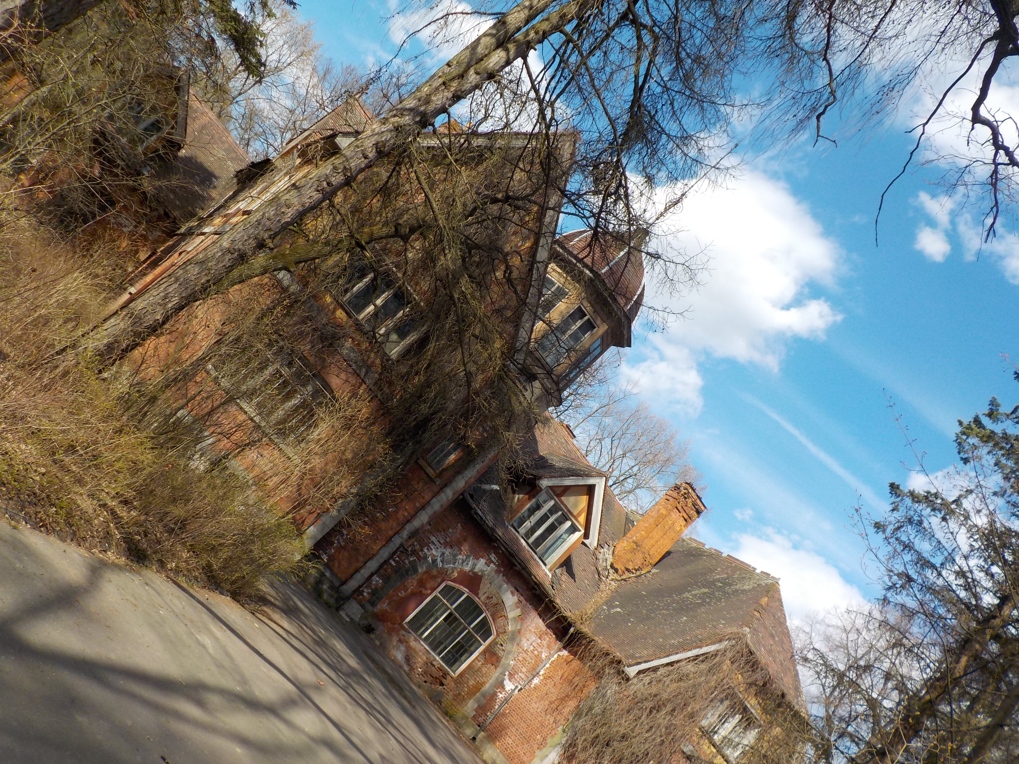 Free stock photo of castle, old house, sky