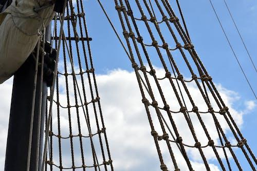Photos gratuites de bateau, cordage, la navigation, marin