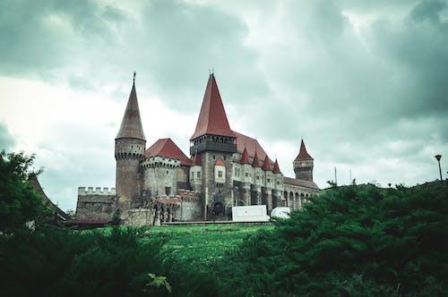 건축, 드라마틱한, 드라큘라, 루마니아의 무료 스톡 사진