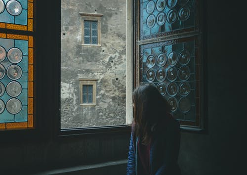 Fotos de stock gratuitas de arquitectura, estado de ánimo, ligero, retrato