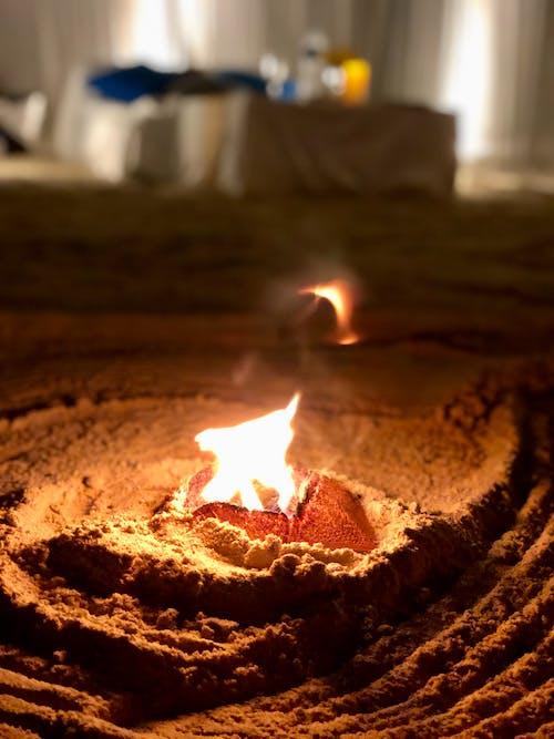 Free stock photo of Bintan, camp fire, fire