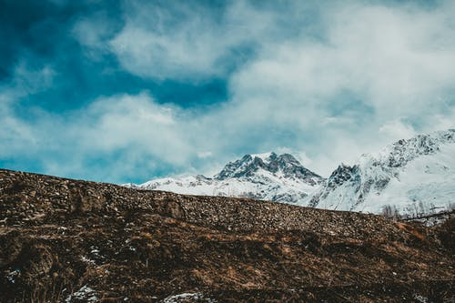 Free stock photo of giant mountains, mustang, nepal