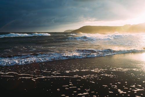 Gratis arkivbilde med bølger, kyst, natur, sjø