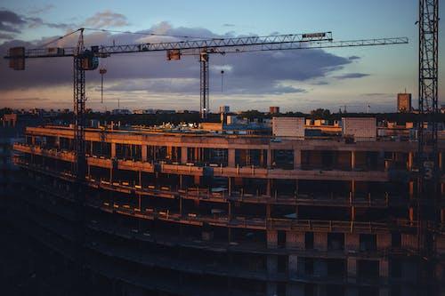 Ingyenes stockfotó ég, építés, építészet, épület témában