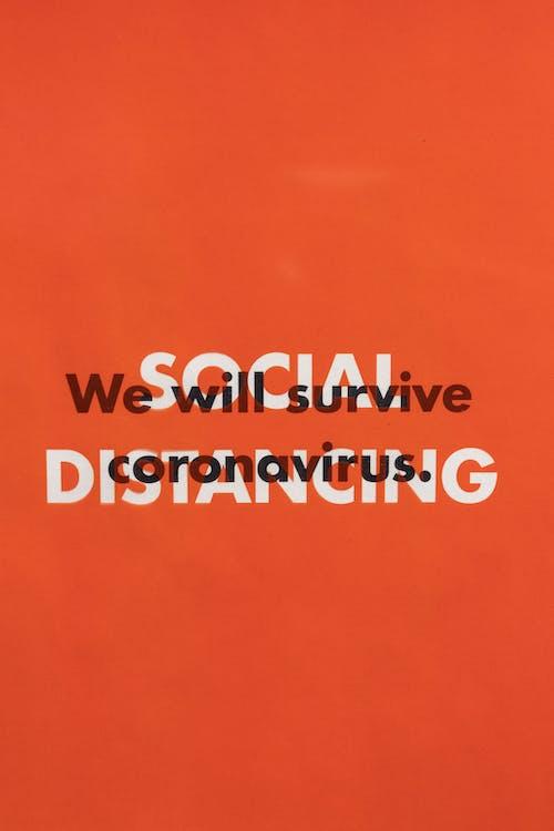 Slogann On Social Distancing